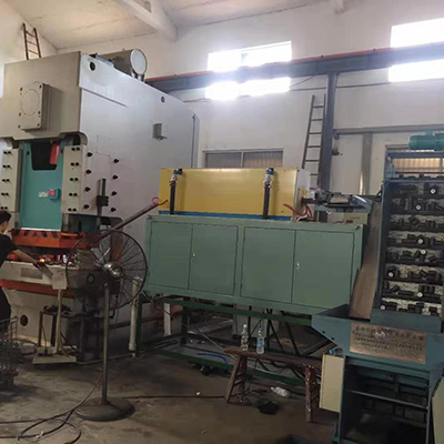 125T hot punching production line