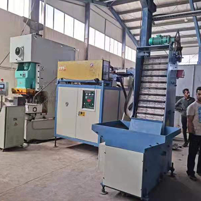 160T hot punching production line