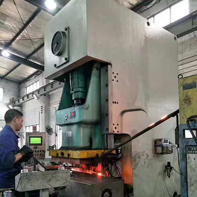 200T hot punching production line