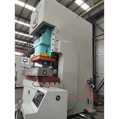 500T hot punching production line
