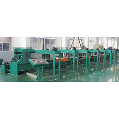 hydraulic drawing machine